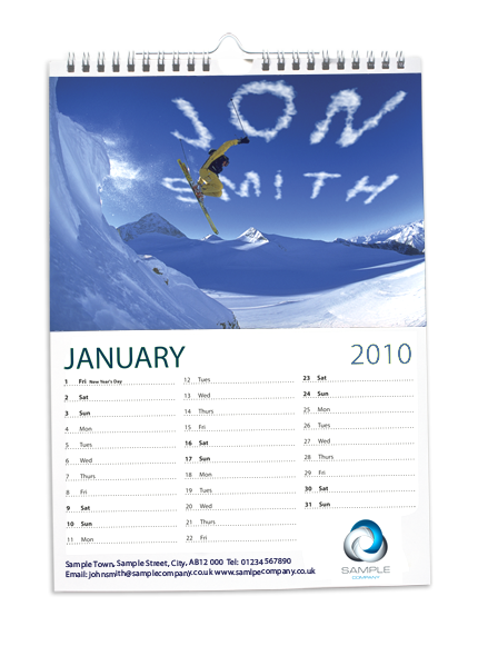 Calendar Design Png : Personal image calendar wall